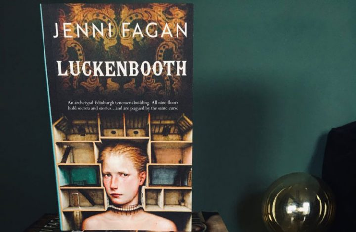 Recording Luckenbooth by Jenni Fagan
